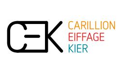CEK - Carillion - Eiffage - Kier