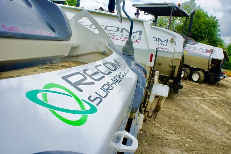 Recom Surfacing, Asphalt Solutions