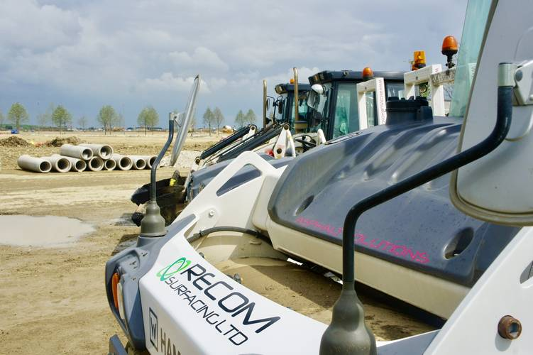 Recom Surfacing, Asphalt Solutions