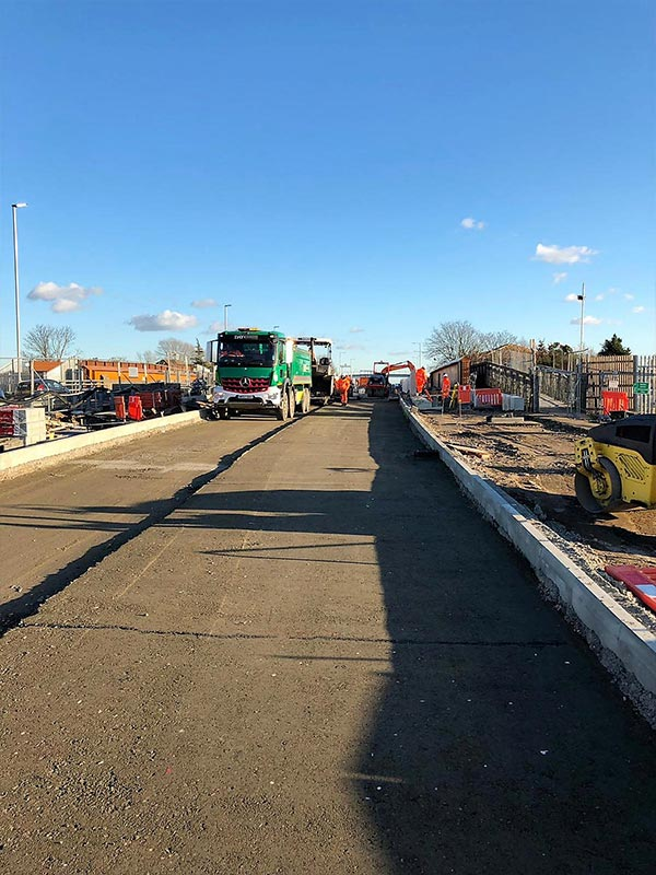 A127 southend arterial Road - Romford