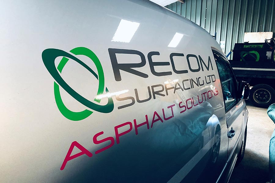 Recom Surfacing - Our Yard